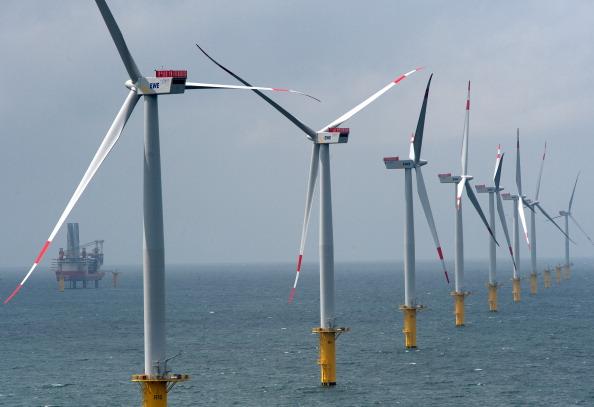 Farm「Riffgat Offshore Wind Farm Nears Completion」:写真・画像(8)[壁紙.com]