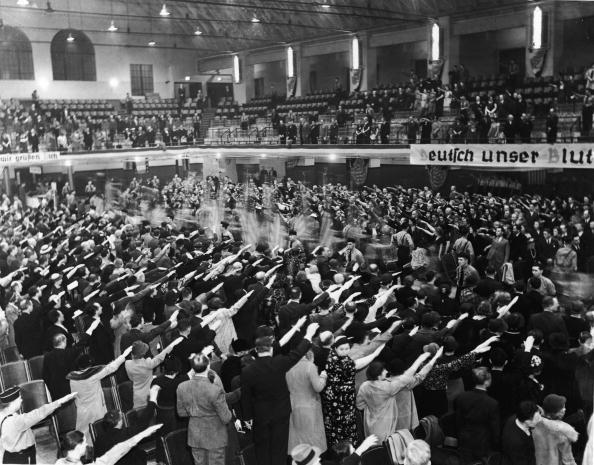 USA「Nazi Rally In New York」:写真・画像(19)[壁紙.com]