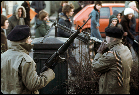 Beret「Creggan Gunmen」:写真・画像(6)[壁紙.com]
