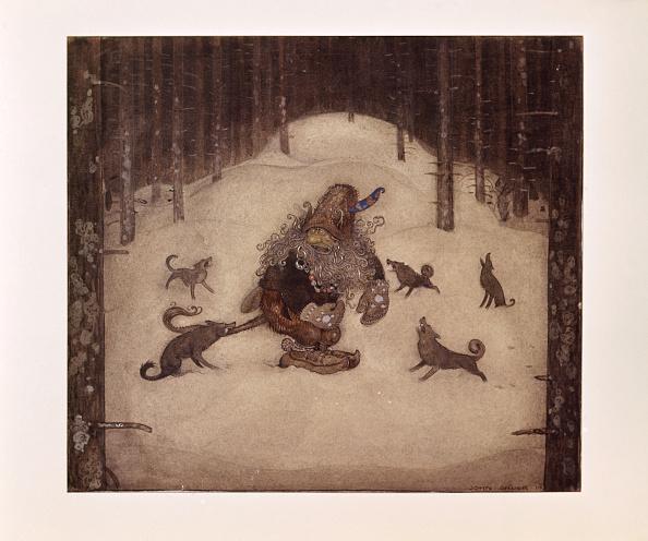 Fantasy「John Bauer」:写真・画像(6)[壁紙.com]