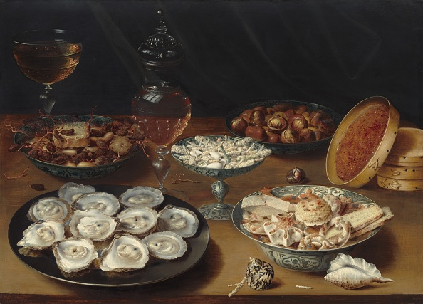 Animal Body Part「Dishes With Oysters」:写真・画像(14)[壁紙.com]