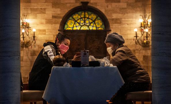 Restaurant「Concern In China As Mystery Virus Spreads」:写真・画像(14)[壁紙.com]