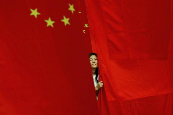 Patriotism「China Prepares Its 57th National Day Celebration」:写真・画像(15)[壁紙.com]