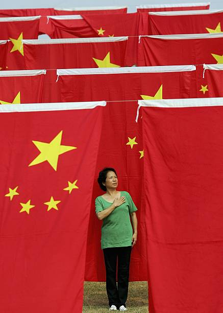 China Prepares Its 57th National Day Celebration:ニュース(壁紙.com)