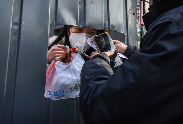 Boundary「Concern In China As Mystery Virus Spreads」:写真・画像(14)[壁紙.com]