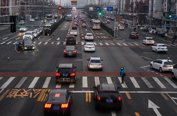 Traffic「China Works to Contain Spread of Coronavirus」:写真・画像(6)[壁紙.com]