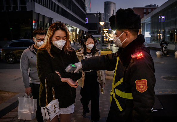 Beijing「China Works to Contain Spread of Coronavirus」:写真・画像(18)[壁紙.com]