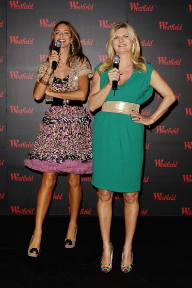 Sleeveless Dress「Australian Cricket Wives Get Fashion Advice From Trinny And Susannah」:写真・画像(13)[壁紙.com]