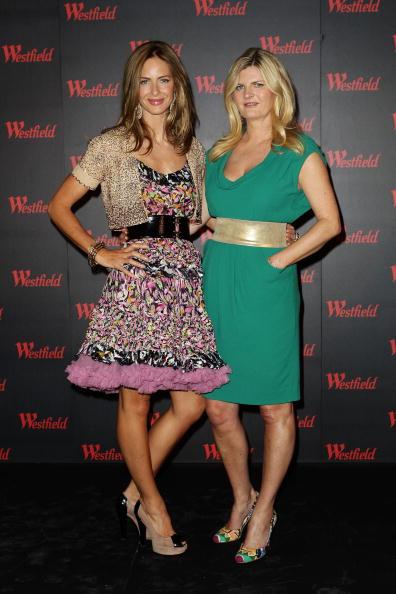 Sleeveless Dress「Australian Cricket Wives Get Fashion Advice From Trinny And Susannah」:写真・画像(14)[壁紙.com]