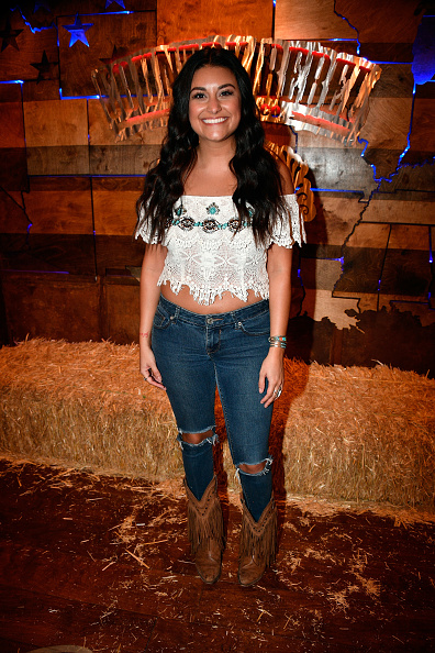 Scalloped - Pattern「ACM After Party For A Cause: Stoney's Rockin' Country」:写真・画像(11)[壁紙.com]