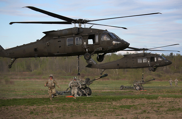 Army「10th Mountain Troops Train For Upcoming Deployments」:写真・画像(17)[壁紙.com]