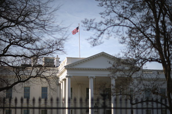 USA「Letter Intended For White House Tests Positive For Cyanide」:写真・画像(17)[壁紙.com]