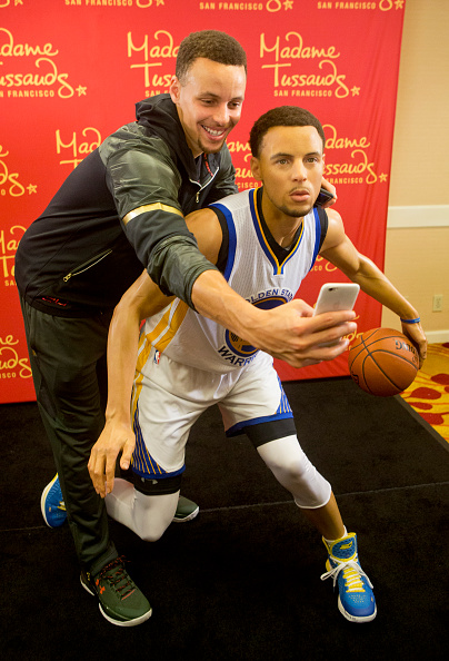 Fisherman「Madame Tussauds San Francisco Reveals Wax Figure Of Golden State Warriors Point Guard Stephen Curry In Oakland On March 24」:写真・画像(17)[壁紙.com]