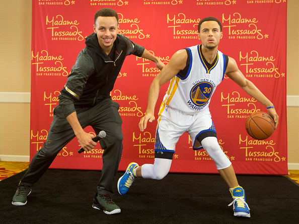 Fisherman「Madame Tussauds San Francisco Reveals Wax Figure Of Golden State Warriors Point Guard Stephen Curry In Oakland On March 24」:写真・画像(4)[壁紙.com]
