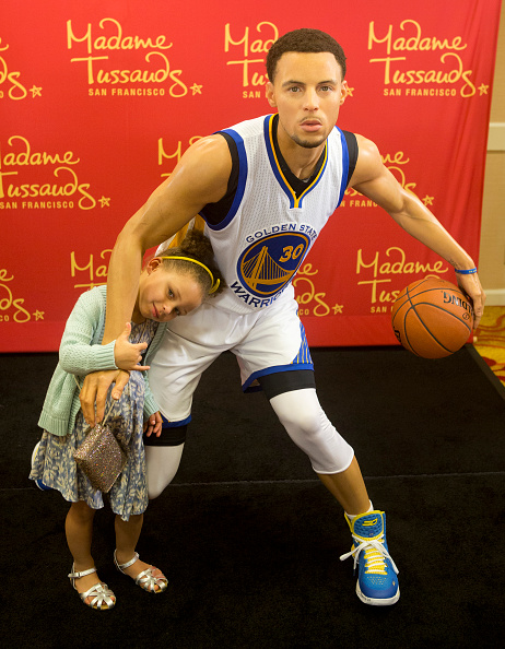 Fisherman「Madame Tussauds San Francisco Reveals Wax Figure Of Golden State Warriors Point Guard Stephen Curry In Oakland On March 24」:写真・画像(9)[壁紙.com]