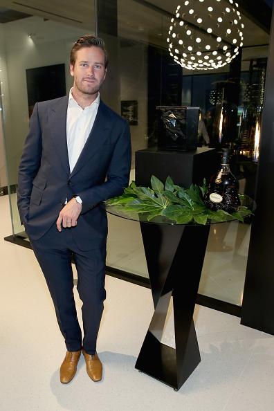 アーミー ハマー「Hennessy X.O Partners With Paul McClean For Intimate Dinner Hosted By Armie Hammer」:写真・画像(0)[壁紙.com]