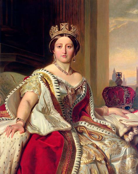 Portrait「Queen Victoria 1859」:写真・画像(9)[壁紙.com]