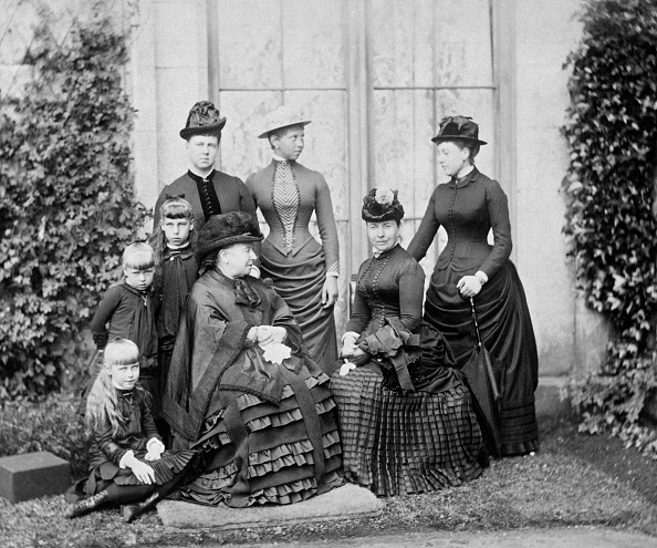 Family「Queen Victoria And Her Family」:写真・画像(0)[壁紙.com]