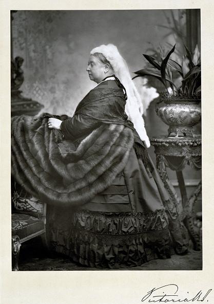 写真「Queen Victoria Late 19th Century」:写真・画像(3)[壁紙.com]