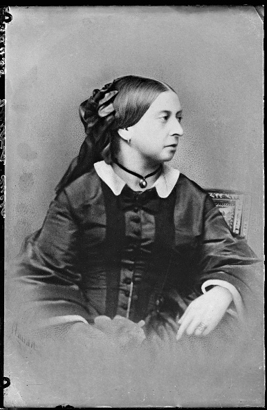 Portrait「Queen Victoria By Claudet」:写真・画像(10)[壁紙.com]