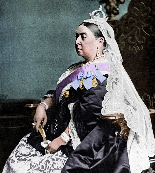 Photograph「Queen Victoria In Ceremonial Robes At Her Golden Jubilee」:写真・画像(9)[壁紙.com]