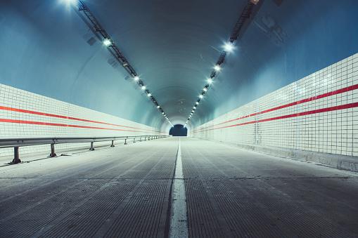 Tunnel「the empty tunnel」:スマホ壁紙(7)