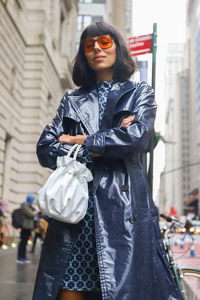Achim Aaron Harding「Street Style - New York Fashion Week February 2019 - Day 2」:写真・画像(12)[壁紙.com]