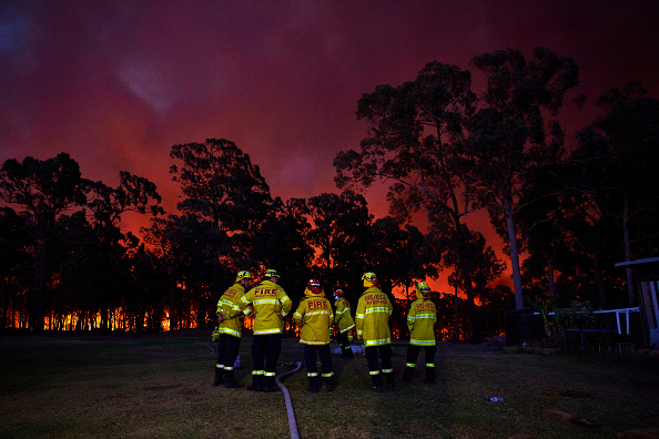 New South Wales「Emergency Warning Issued For Hawkesbury As Bushfire Nears Sydney Outskirts」:写真・画像(16)[壁紙.com]