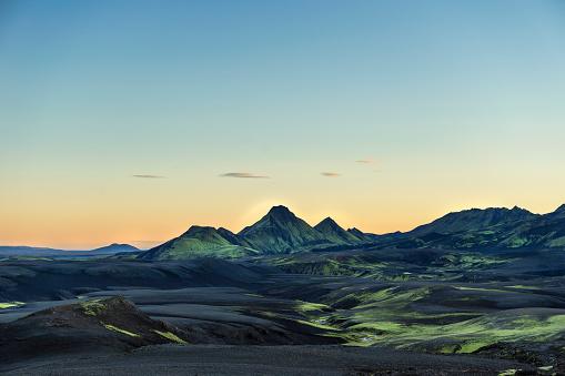 Dramatic Landscape「Iceland at it's Best」:スマホ壁紙(13)