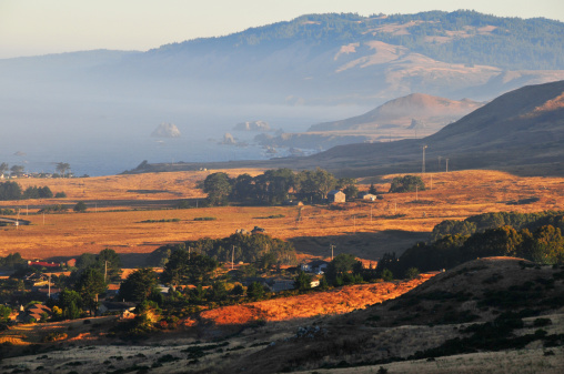 Big Sur「Big Sur landscape」:スマホ壁紙(9)