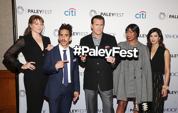 "Paley Center for Media「PaleyFest New York 2015 - ""Ash Vs Evil Dead""」:写真・画像(3)[壁紙.com]"