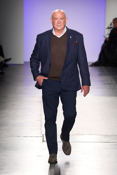 Chelsea Piers「The Blue Jacket Fashion Show At NYFW」:写真・画像(14)[壁紙.com]