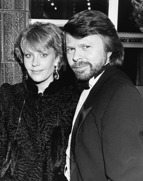 Benny Andersson「Benny Andersson And Wife」:写真・画像(8)[壁紙.com]