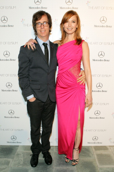 Light Blue「The Art of Elysium's 7th Annual HEAVEN Gala Presented by Mercedes-Benz - Red Carpet」:写真・画像(16)[壁紙.com]