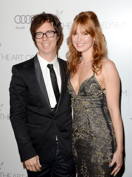 Alicia Witt「Audi Presents The Art of Elysium's 6th Annual HEAVEN Gala - Red Carpet」:写真・画像(15)[壁紙.com]