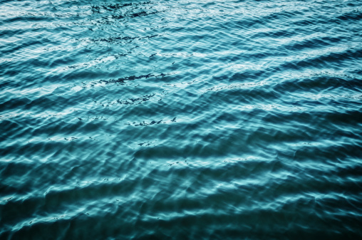 Water Surface「blue water surface with smooth wave texture」:スマホ壁紙(15)