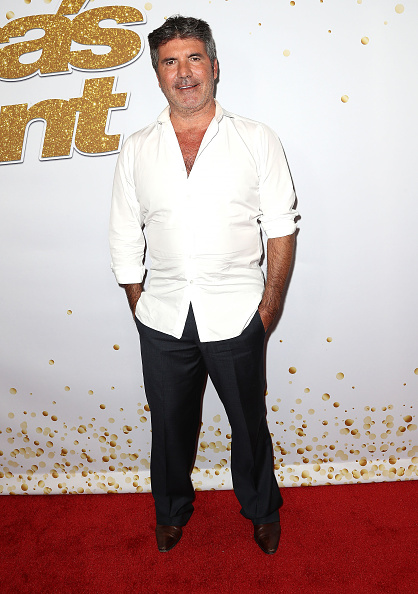 "Simon Cowell「""America's Got Talent"" Season 13 Live Show Red Carpet」:写真・画像(11)[壁紙.com]"