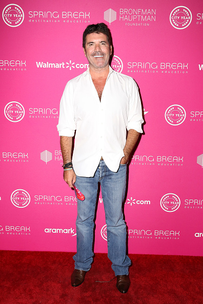 Simon Cowell「City Year Los Angeles' Spring Break: Destination Education」:写真・画像(4)[壁紙.com]