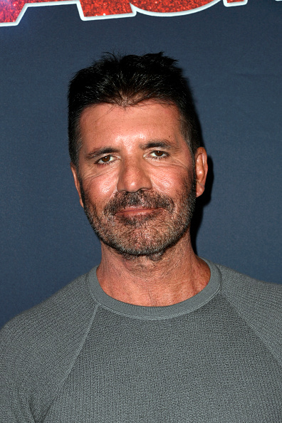 "Simon Cowell「""America's Got Talent"" Season 14 Live Show Red Carpet」:写真・画像(8)[壁紙.com]"