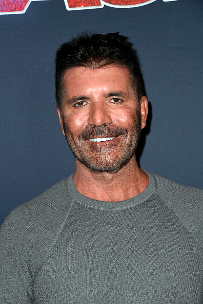 "Simon Cowell「""America's Got Talent"" Season 14 Live Show Red Carpet」:写真・画像(10)[壁紙.com]"