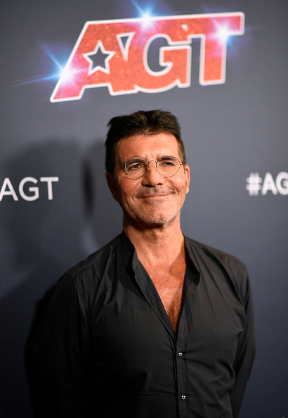 "Simon Cowell「""America's Got Talent"" Season 14 Live Show Red Carpet」:写真・画像(18)[壁紙.com]"