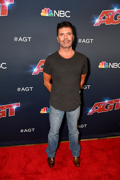 "Simon Cowell「""America's Got Talent"" Season 14 Live Show Red Carpet」:写真・画像(16)[壁紙.com]"