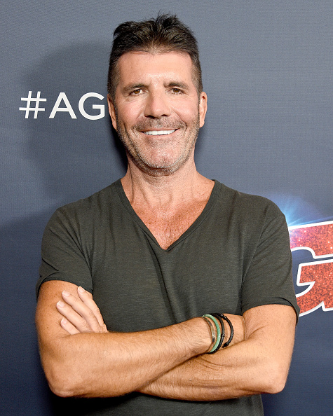 "Simon Cowell「""America's Got Talent"" Season 14 Live Show Red Carpet」:写真・画像(15)[壁紙.com]"