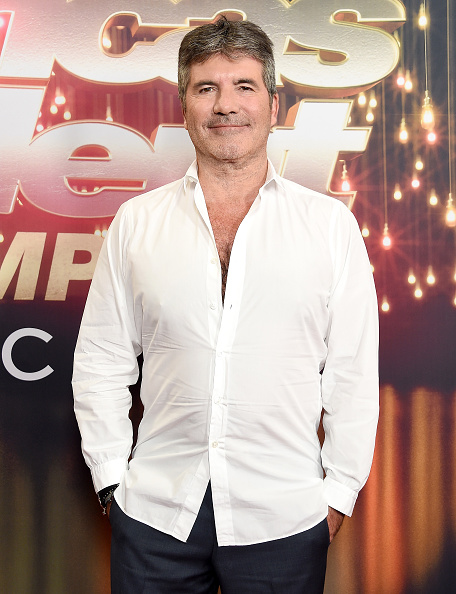 "Simon Cowell「""America's Got Talent: The Champions"" Finale - Arrivals」:写真・画像(6)[壁紙.com]"
