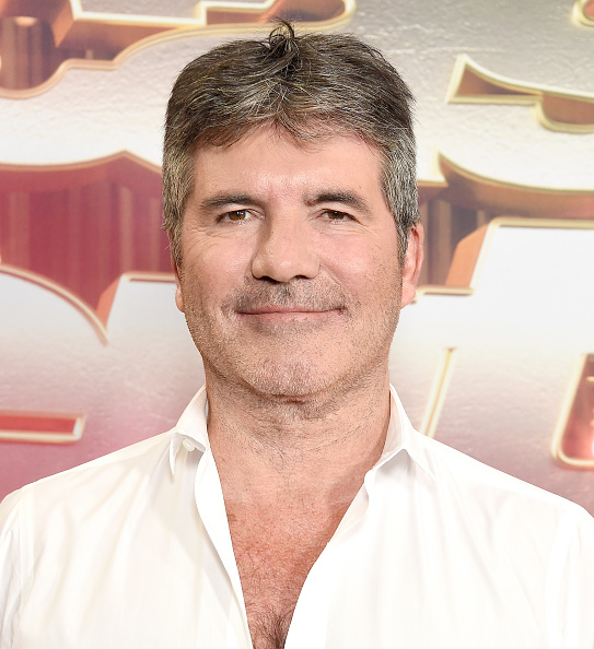 "Simon Cowell「""America's Got Talent: The Champions"" Finale - Arrivals」:写真・画像(19)[壁紙.com]"