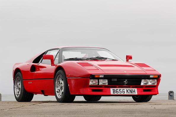 Ferrari「1985 Ferrari 288 GTO」:写真・画像(7)[壁紙.com]