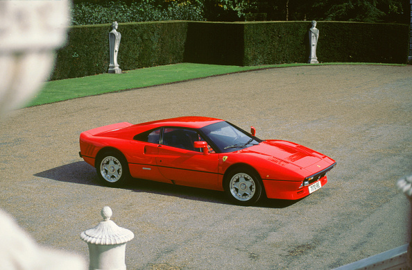 Ferrari「1985 Ferrari 288 GTO」:写真・画像(14)[壁紙.com]