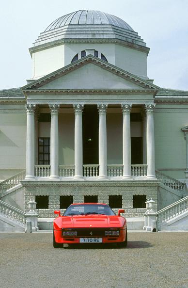 Front View「1985 Ferrari 288 GTO」:写真・画像(10)[壁紙.com]