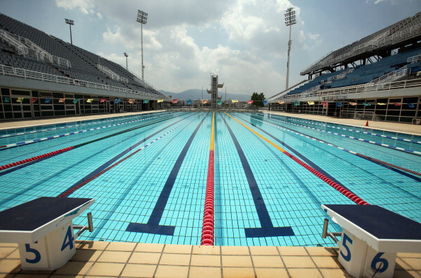 オリンピック「The Athens Olympic Complex Seven Years After The 2004 Event Was Held In Greece」:写真・画像(9)[壁紙.com]