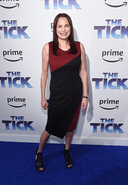 Film Industry「'The Tick' Blue Carpet Premiere」:写真・画像(17)[壁紙.com]